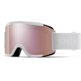Smith Squad Sne beskyttelsesbriller, hvid/pink